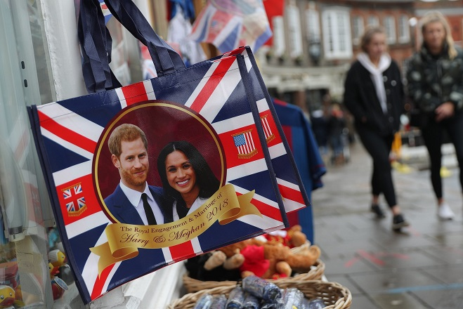 Κι όμως… Τα δυο τρίτα των Βρετανών αδιαφορούν για τον βασιλικό γάμο