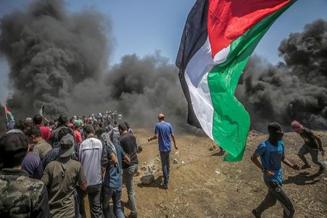 Μπαράζ ρουκετών από τη Λωρίδα της Γάζας κατά του Ισραήλ και αντίποινα της ισραηλινής πολεμικής αεροπορίας