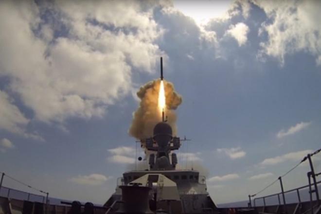Ρωσικά πολεμικά πλοία σε ετοιμότητα στη Μεσόγειο με εντολή Πούτιν