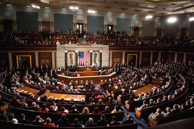 Γερουσία ΗΠΑ senate
