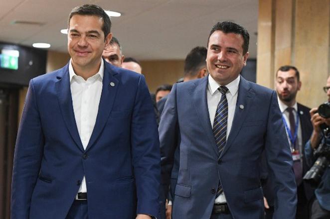 Θα είναι οι Αλέξης Τσίπρας και Ζόραν Ζάεφ υποψήφιοι για το επόμενο Βραβείο Νόμπελ Ειρήνης;