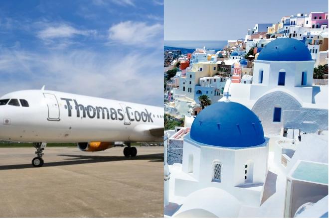 Ο ελληνικός τουρισμός βοηθά την Thomas Cook να περιορίσει τις ζημιές της