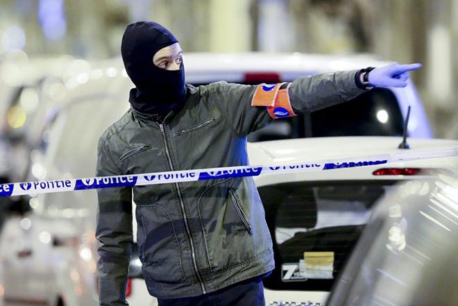 Νεκρός ο ένοπλος που σκότωσε δύο αστυνομικούς και έναν πολίτη στη Λιέγη