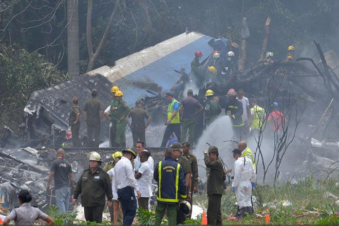 Κατέπεσε Boeing στην Κούβα με 113 επιβαίνοντες λίγο μετά την απογείωση – Βρέθηκαν ζωντανοί στα συντρίμμια