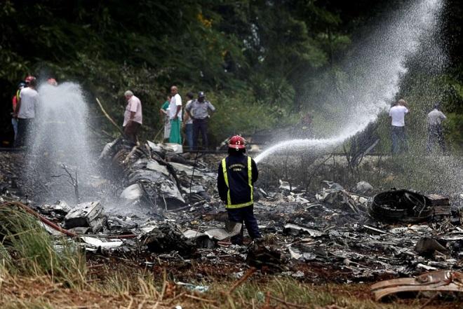 Στους 110 νεκρούς ο τελικός τραγικός απολογισμός από την αεροπορική τραγωδία στην Κούβα