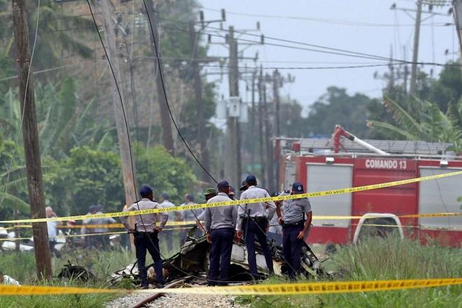 Πάνω από 100 οι νεκροί από τη συντριβή του αεροσκάφους στην Κούβα – Δύο οι επιζώντες