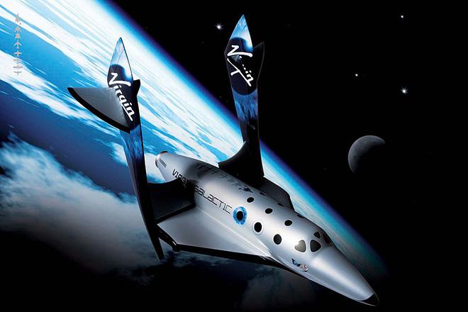 Εισαγωγή στο Χρηματιστήριο ετοιμάζει η διαστημική εταιρεία του Ρίτσαρντ Μπράνσον