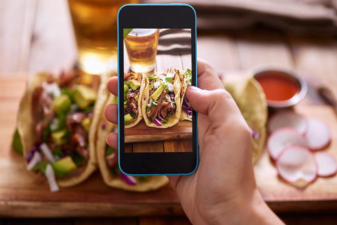 Έρχεται το ψηφιακό φαγητό