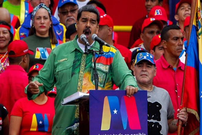 Εκλογές στη Βενεζουέλα με μποϊκοτάζ από την πλειοψηφία της αντιπολίτευσης