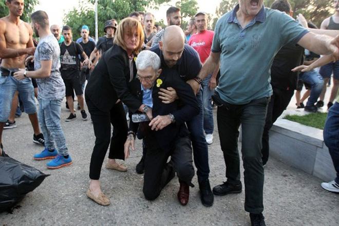 Στα δικαστήρια της Θεσσαλονίκης μετέβη ο Γιάννης Μπουτάρης