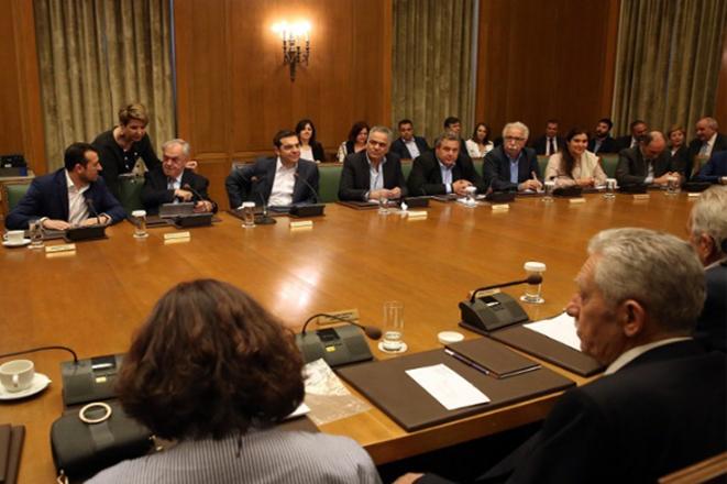 Τσίπρας στο υπουργικό: Αυτοί είναι οι στόχοι και οι δεσμεύσεις του Αναπτυξιακού Σχεδίου