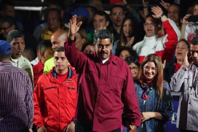 Νικητής των εκλογών στη Βενεζουέλα ο Μαδούρο – Δεν αναγνωρίζουν το αποτέλεσμα οι ΗΠΑ