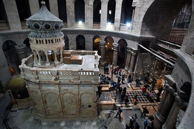 «Πανάγιος Τάφος: Το μνημείο και το έργο» στο Βυζαντινό και Χριστιανικό Μουσείο