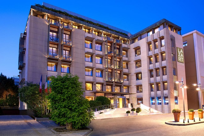 Πόσο κόστισε η απόκτηση του «Lazart Hotel» από την Εθνική Πανγαία