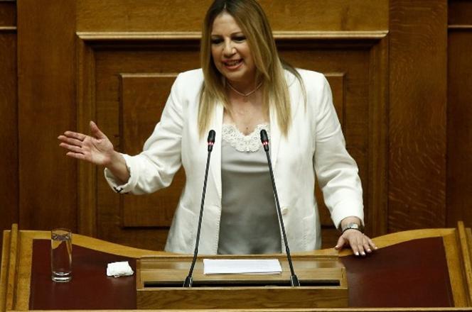 Γεννηματά: Θετικό βήμα αλλά όχι ολοκληρωμένη λύση η συμφωνία με την ΠΓΔΜ