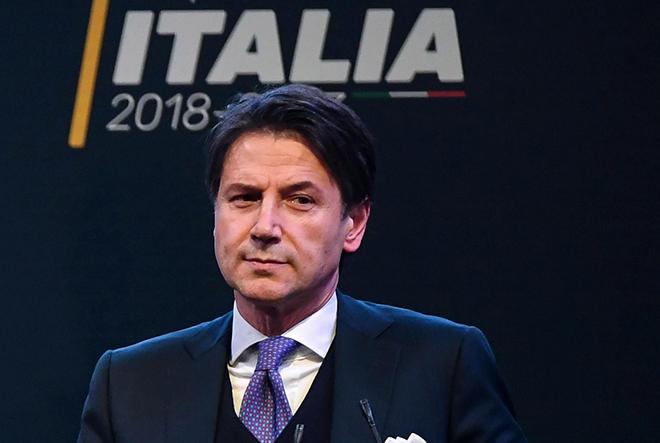 Εντολή σχηματισμού κυβέρνησης έλαβε τελικώς ο Τζουζέπε Κόντε στην Ιταλία
