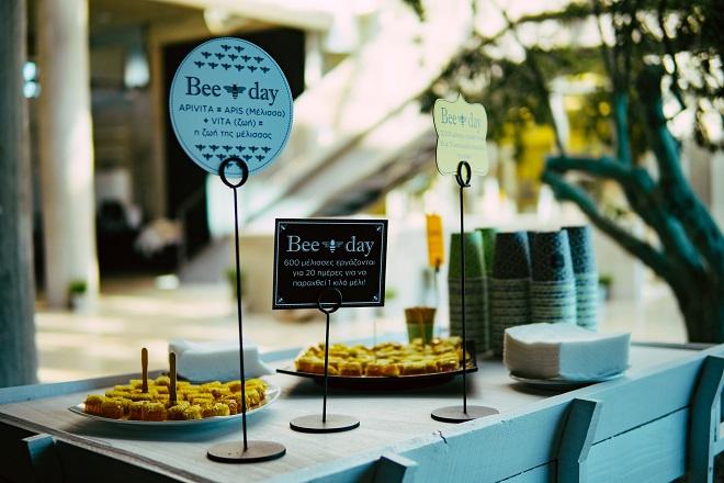 Η APIVITA γιόρτασε για πρώτη φορά στην Ελλάδα την Παγκόσμια Ημέρα της Μέλισσας