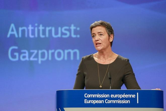 Σε ιστορικό ενεργειακό συμβιβασμό κατέληξαν Κομισιόν και Gazprom μετά από επτά έτη