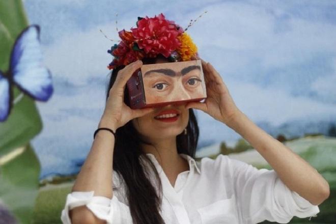 «Πρόσωπα της Φρίντα»: Μια διαδικτυακή έκθεση της Google