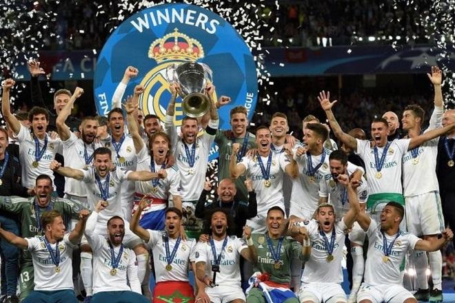 ρεαλ μαδριτης real madrid champions league
