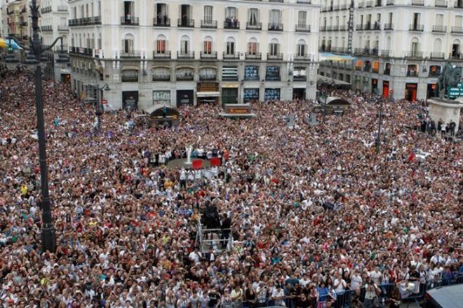 Το σύνθημα χιλιάδων οπαδών της Ρεάλ μετά το Champions League: Κριστιάνο μείνε