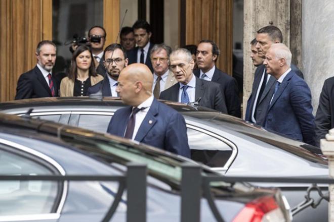 Ένας υποστηρικτής της δημοσιονομικής λιτότητας στο τιμόνι της Ιταλίας