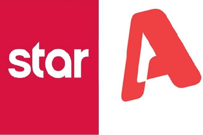Ένα βήμα πριν τη συγχώνευση τα κανάλια Alpha και Star