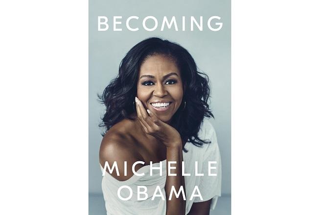 Οι νέες φωτογραφίες που κυκλοφόρησαν από το βιβλίο της Μισέλ Ομπάμα