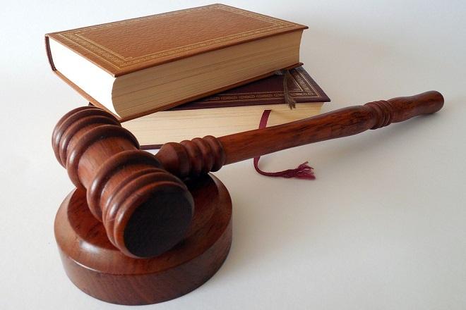 law νομος δικηγορος