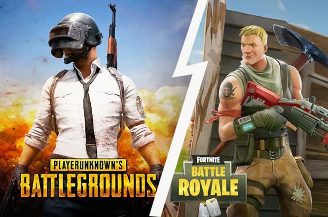 PUBG εναντίον Fortnite: Η μάχη των διασημότερων video games στον κόσμο πάει στα δικαστήρια