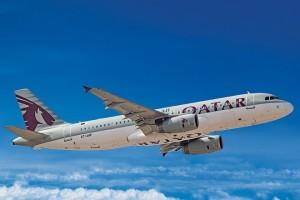 Airbus A320 Qatar Airways