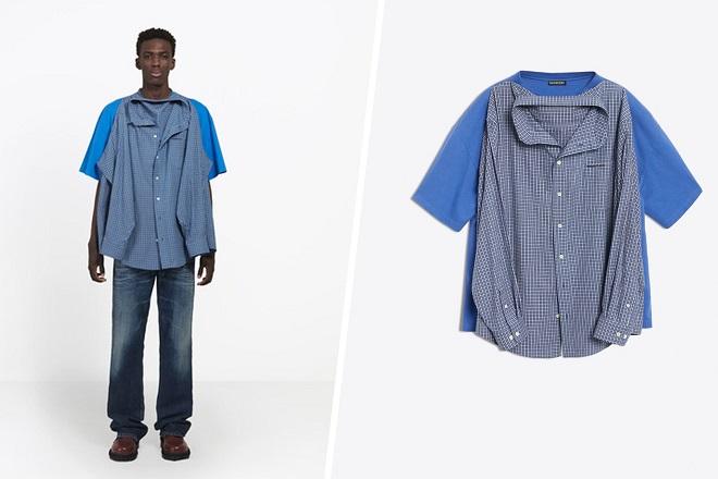 Εσείς θα αγοράζατε δύο πουκάμισα σε ένα;