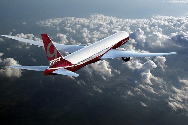 Το νέο σκάφος 77Χ της Boeing θα έχει αναδιπλούμενα φτερά