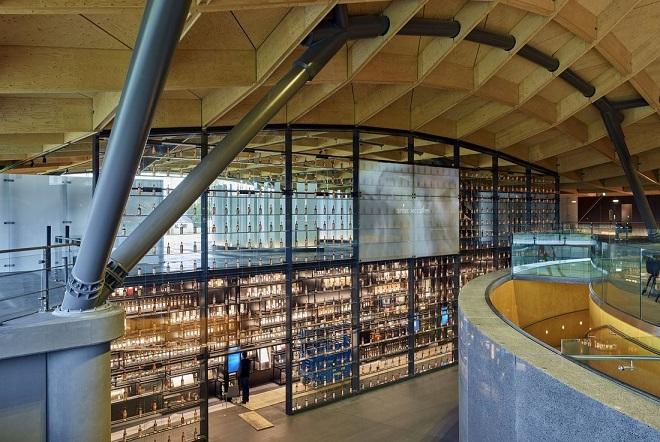 Το νέο αποστακτήριο της Macallan θα έχει 952 μπουκάλια ουίσκι για να δοκιμάσετε