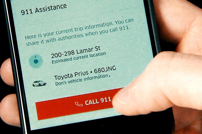 Πλέον η κλήση για βοήθεια γίνεται ευκολότερη στην εφαρμογή της Uber