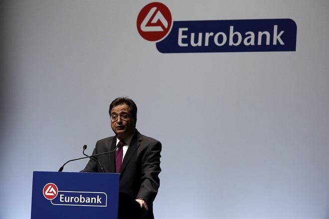 Φ. Καραβίας: η Eurobank θα επενδύσει στη δυναμική επιχειρηματικότητα