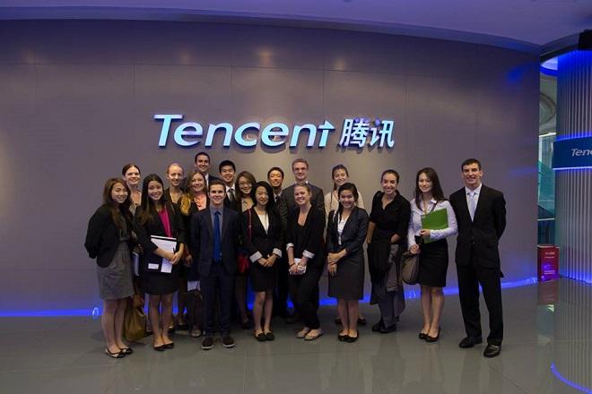 Η κινεζική Tencent επενδύει στον τομέα της τεχνολογίας στις Φιλιππίνες