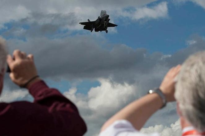 Αυτή είναι η πρώτη χώρα που χρησιμοποίησε σε μάχη το αμερικάνικο F-35