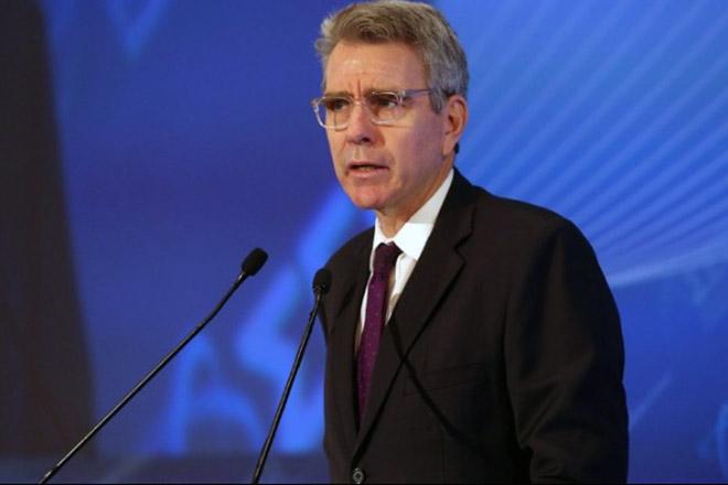 Πάιατ: Υπάρχουν σημαντικές δυνατότητες να αναπτυχθούν οι εμπορικές σχέσεις ΗΠΑ-Ελλάδας