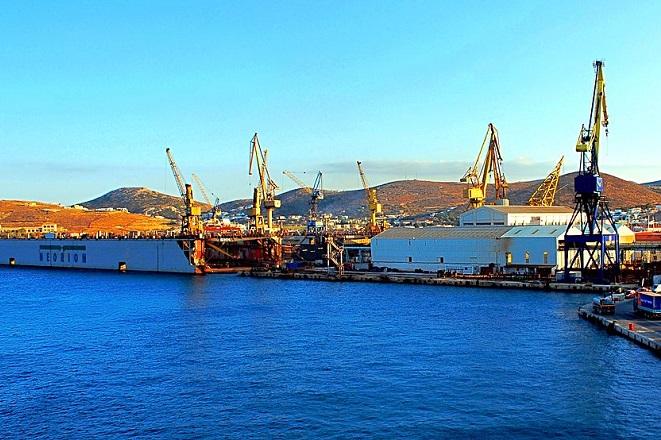 Κοντά σε συμφωνία για τα ναυπηγεία Νεωρίου Σύρου –  Tο σχέδιο εξυγίανσης