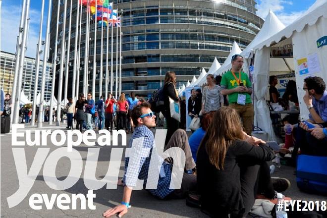 European Youth Event EYE2018