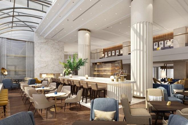 Το ιστορικό ξενοδοχείο Metropolitan επανασυστήνεται ως Athens Marriott