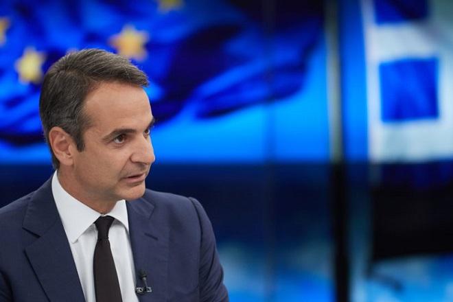 Μητσοτάκης: Ευθύνη του κ. Τσίπρα να εξασφαλίσει την έξοδο στις αγορές