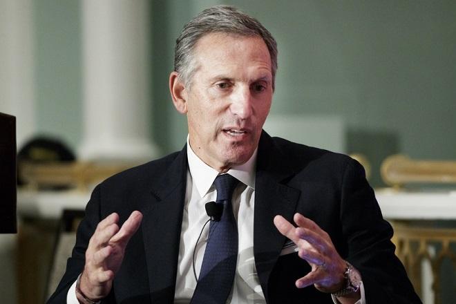 Αποχωρεί ο CEO της Starbucks- Ποια τα μελλοντικά του σχέδια