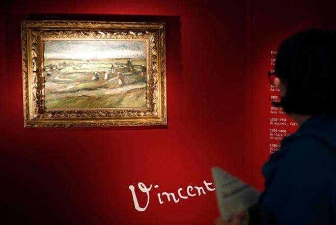 Ξεπέρασε τα 7 εκατ. ευρώ η δημοπρασία ενός πίνακα του Βαν Γκογκ