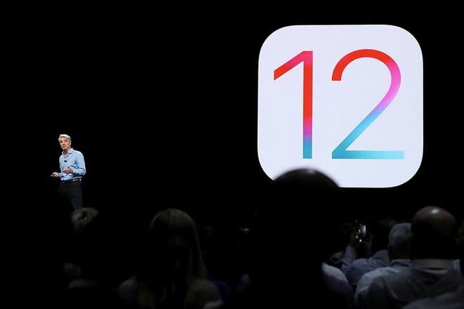 craig federighi ios 12 Justin Sullivan Getty Images