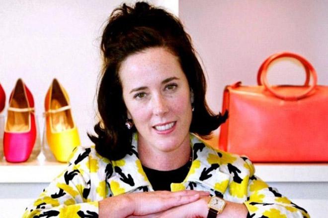 Νεκρή στο διαμέρισμά της βρέθηκε η σχεδιάστρια μόδας Κέιτ Σπέιντ