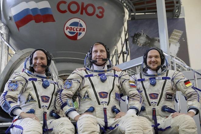 Αλεξάντερ Γκερστ: Ποιος είναι ο αστροναύτης που θα ταξιδέψει για δεύτερη φορά στο διάστημα;