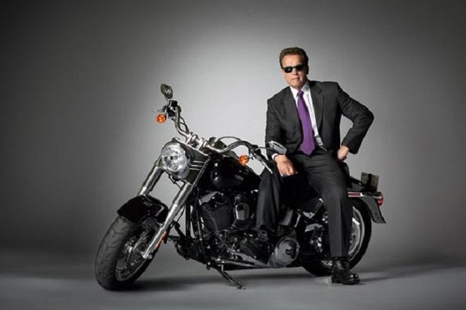 Σε δημοπρασία η Harley Davidson του Terminator 2