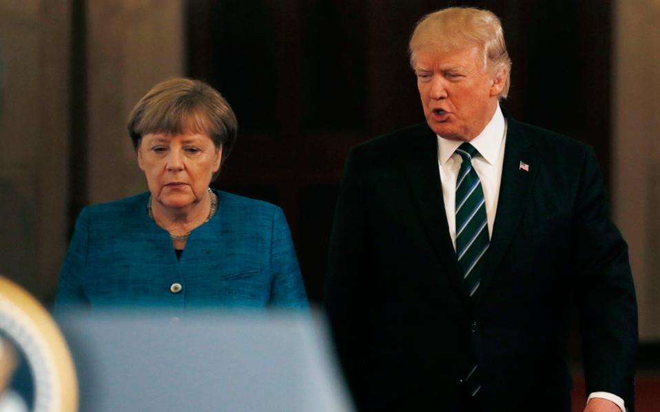 «Φουντώνει» η κόντρα ΗΠΑ – Γερμανίας για τον αγωγό Nord Stream 2